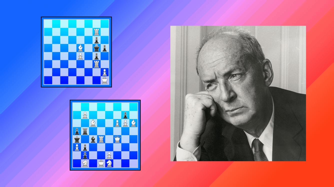 Vladimir Nabokov in 'The Problemist'