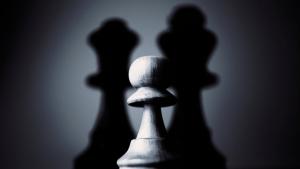 Standard #39:  No Like My Pawn?