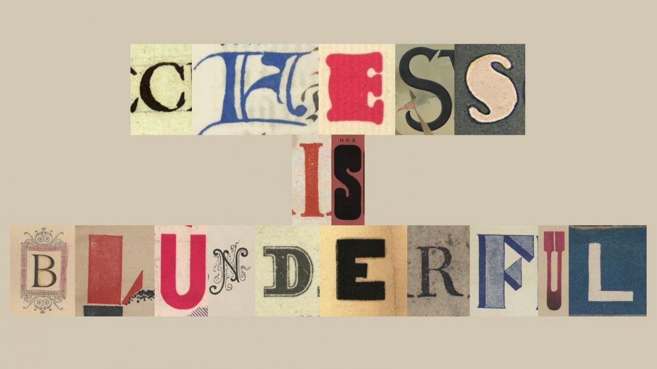 Isn't chess blunderful?
