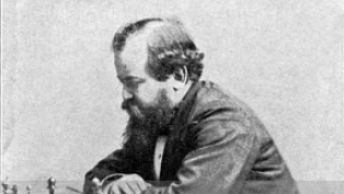 My Favorite Game Of. Number 19. Wilhelm Steinitz.