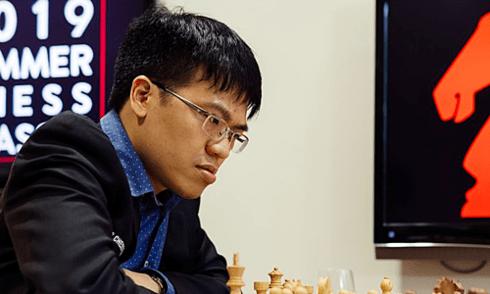 Quang Liem Le wins Summer Chess Classic