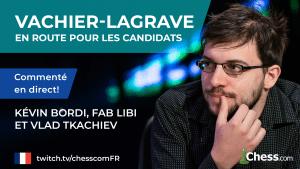 Les tournois qui comptent pour MVL en vue des Candidats