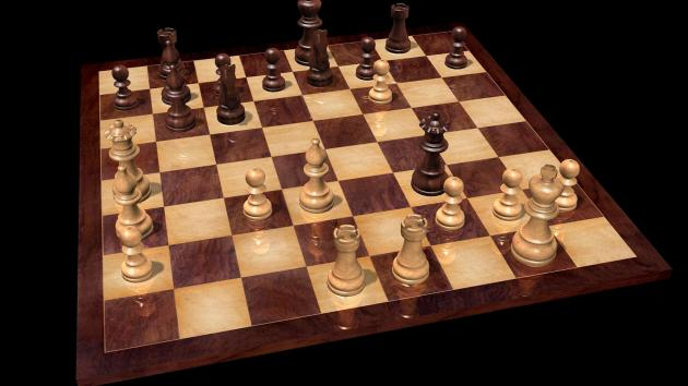 Sometimes, chess defies logic!
