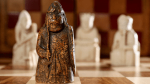 Medieval Chess Piece Sells For Unbelievable Price