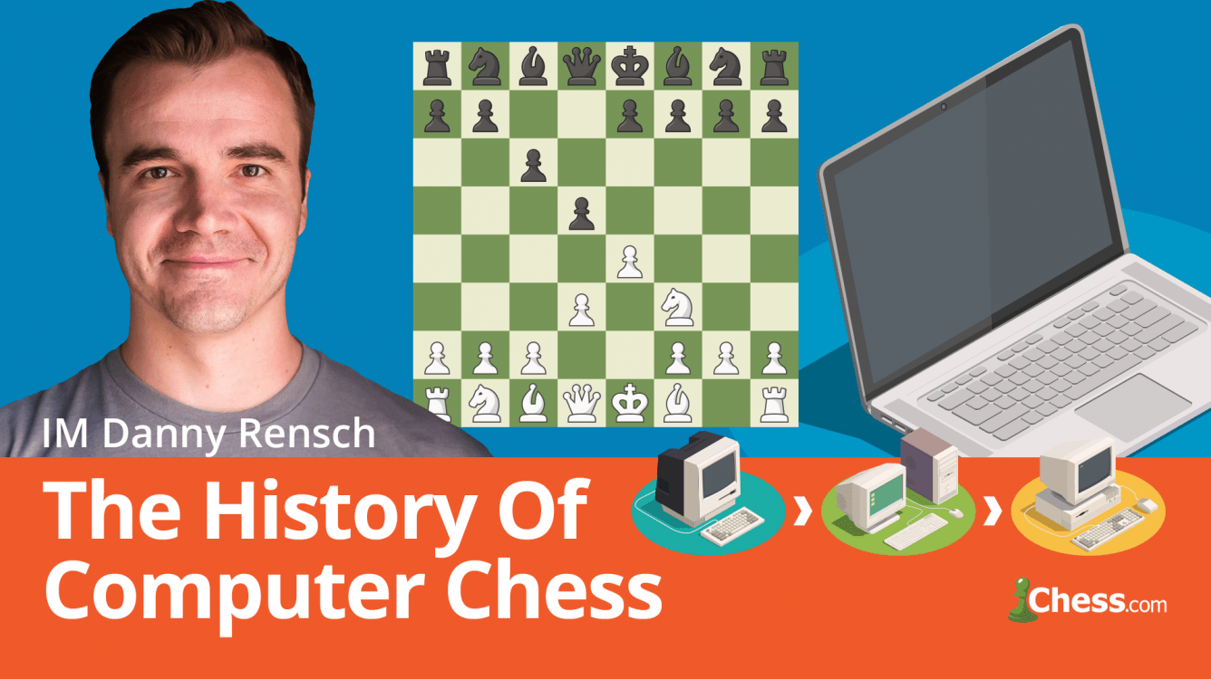 History Of Computer Chess: Video 1