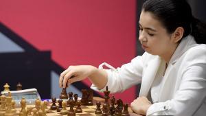 "Aleksandra Goryachkina: ""Becoming a Women's World Champion Is Not a Dream: It's a Goal"""