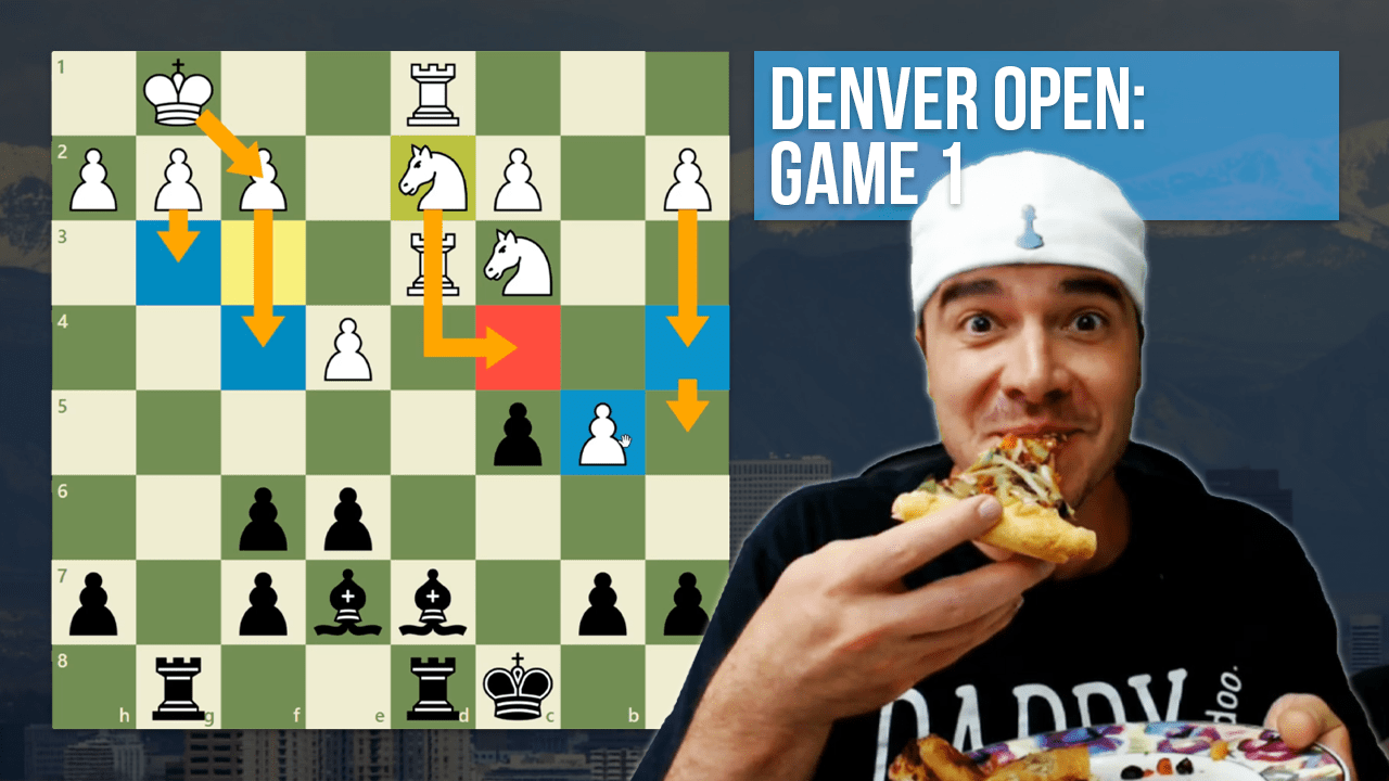 Denver Open Round 2 vs Rose Atwell