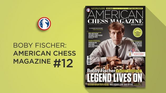 Bobby Fischer - The Legend Lives On