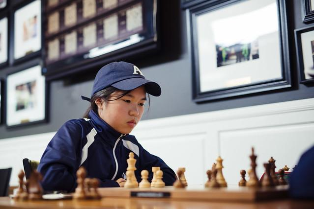 Carissa Yip Wins U.S. Junior Girls, Becomes Women's Grandmaster!
