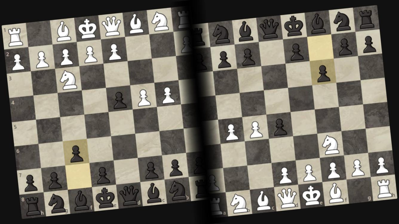Reti advance variation, 3. b4 f6