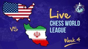 Team Iran Defeats Team USA: LC World League Week Four