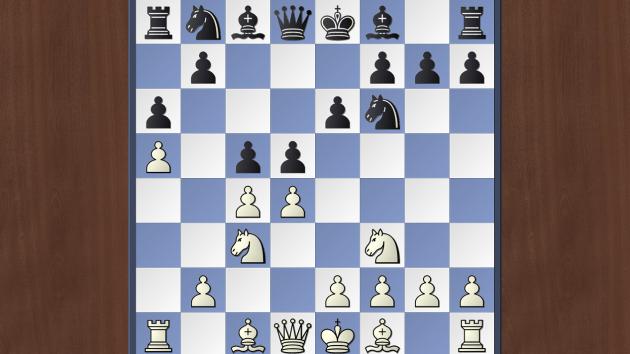 A Shocking Novelty against the a6-Slav