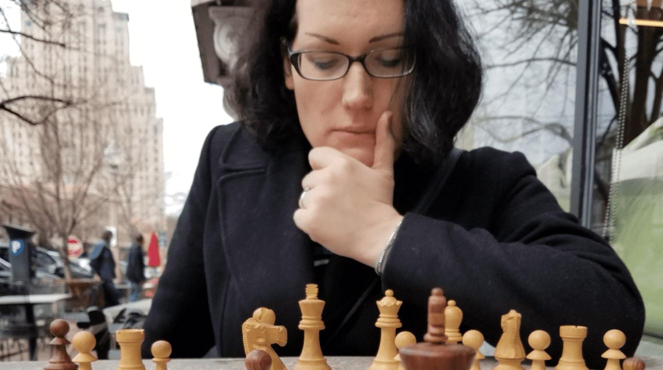 Chess Underground 5:  Stacia Pugh [PODCAST]