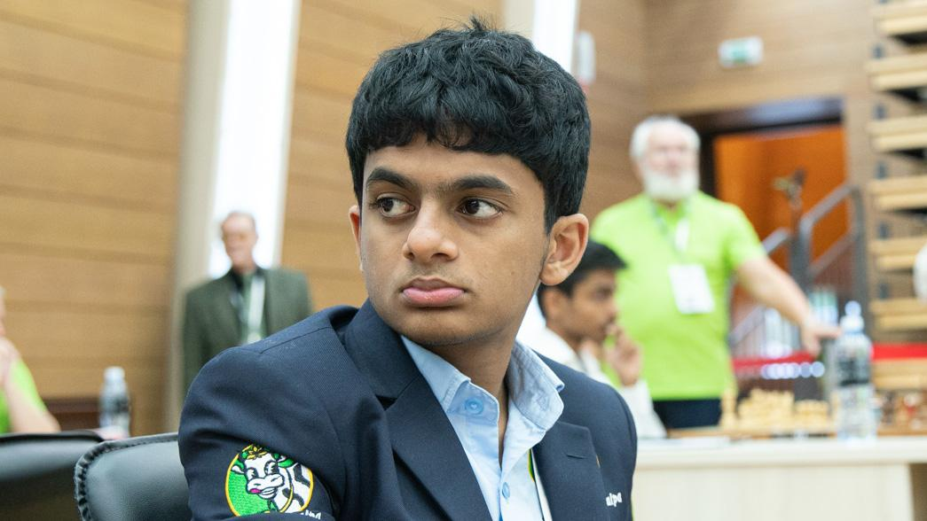 5 Indians Through To Round 2, While 5 Exit At 2019 FIDE World Cup