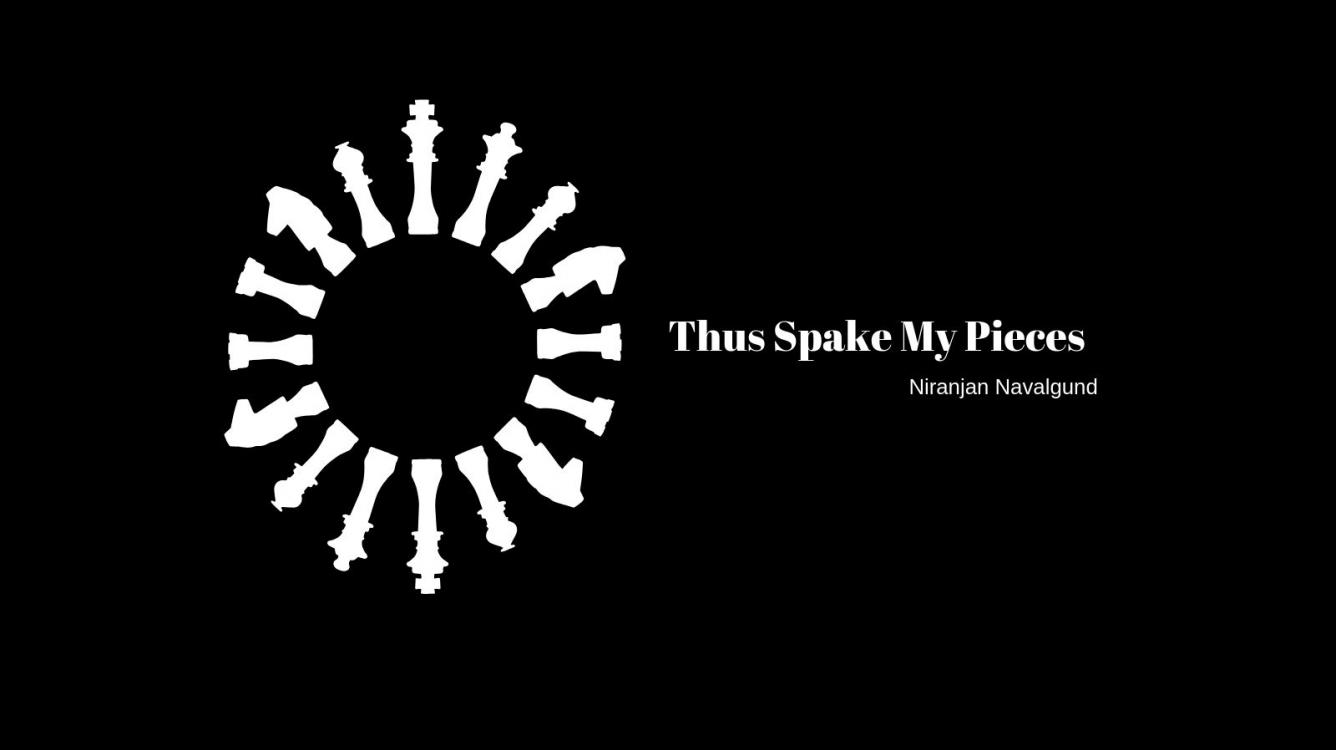 Thus Spake My Pieces - Chess Fiction