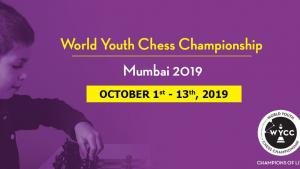 World Youth Chess Championship 2019 Kicks Off in Mumbai, India