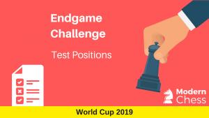 Endgame Challenge - Train Like a GM