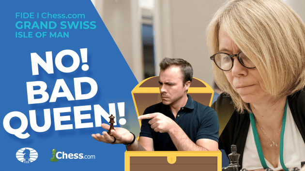 More from the Isle: FIDE Chess.com Grand Swiss Round 5