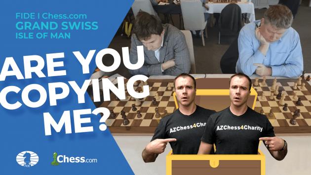 Craziness in Round 8: FIDE Chess.com Grand Swiss