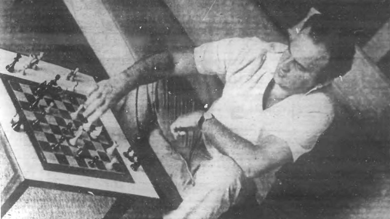 Borislav Ivkov in Havana 1965. Two beautiful endgames...