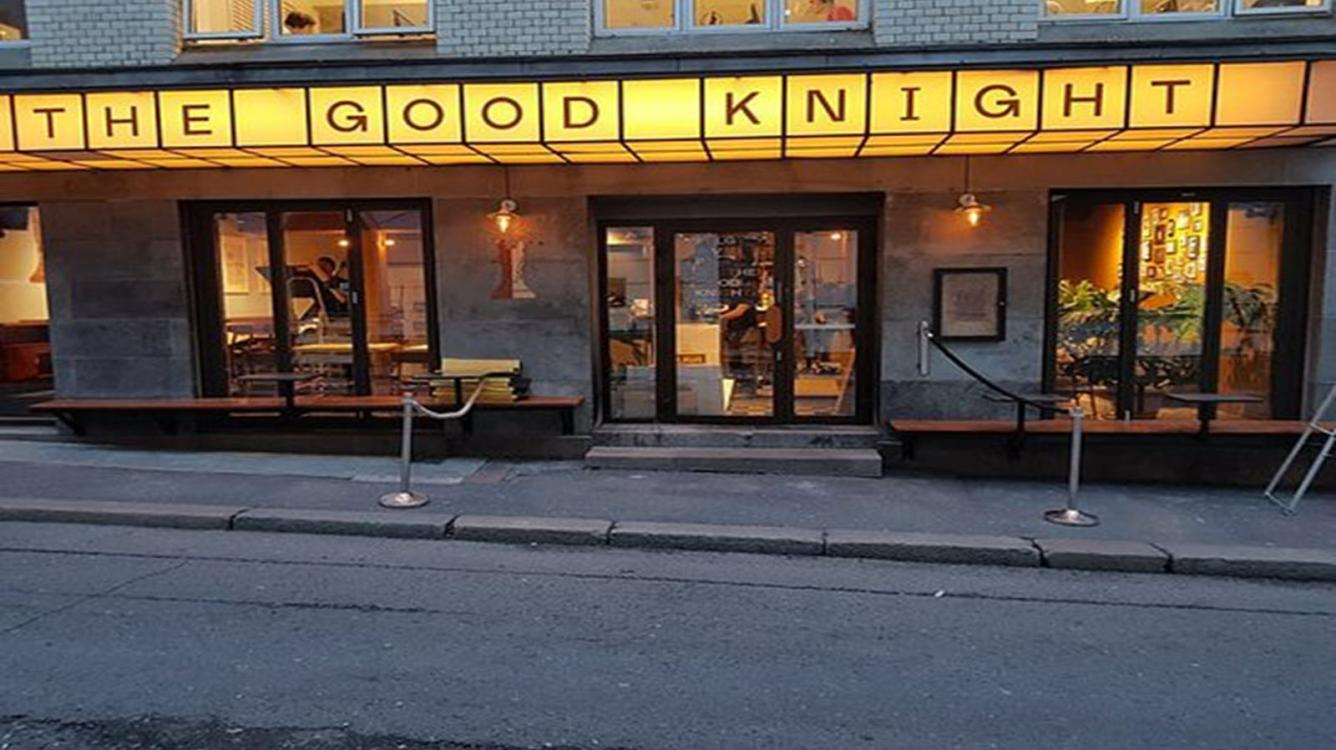 The best Pub in the World - Welcome to the Good Knight!