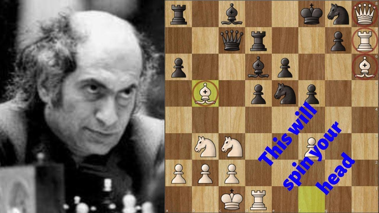 Mikhail Tal and the Art of 'Ghost Creation'
