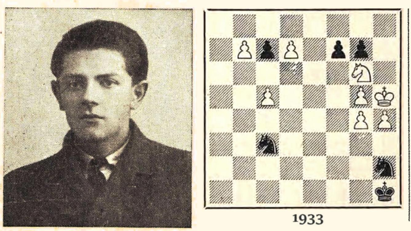 Hermann Ginninger... the composer who loved stalemates