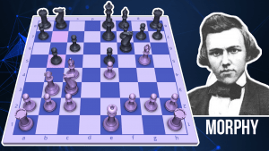 Paul Morphy's Opera Game - Every Move Explained For Chess Beginners