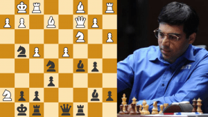 50 years & beyond; Chess and Anand still correspond