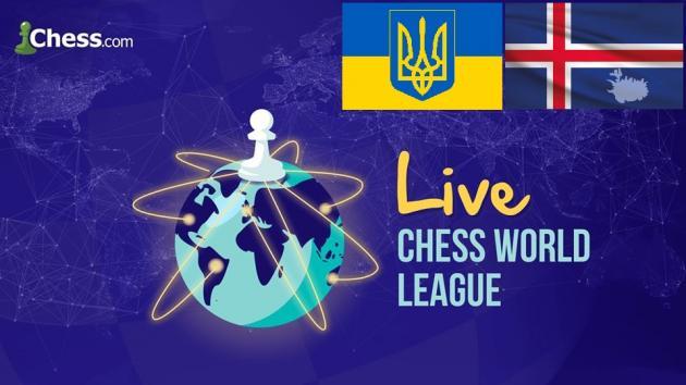 Evening of Ukrainian-Icelandic Chess Friendship!