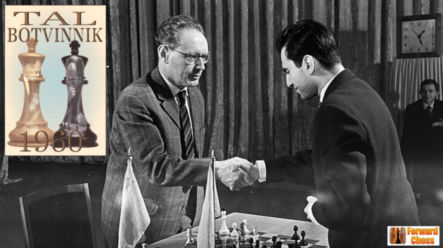 Mikhail Tal's Account of Winning the World Championship