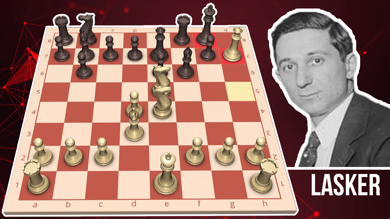 Lasker vs Thomas: The Perfect King Hunt - Every Move Explained For Chess Beginners