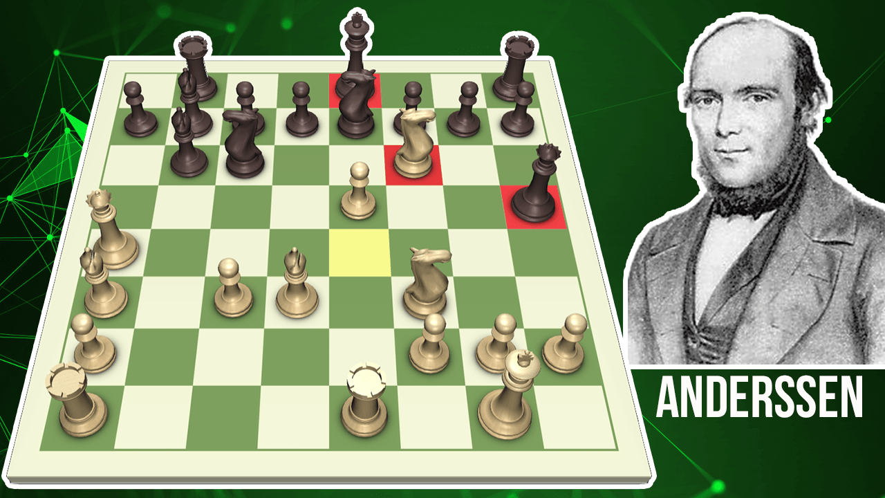 Anderssen's Evergreen Game: Every Move Explained For Chess Beginners