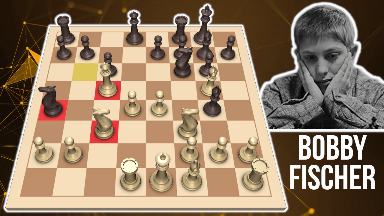 Bobby Fischer's Game Of The Century: Every Move Explained For Chess Beginners