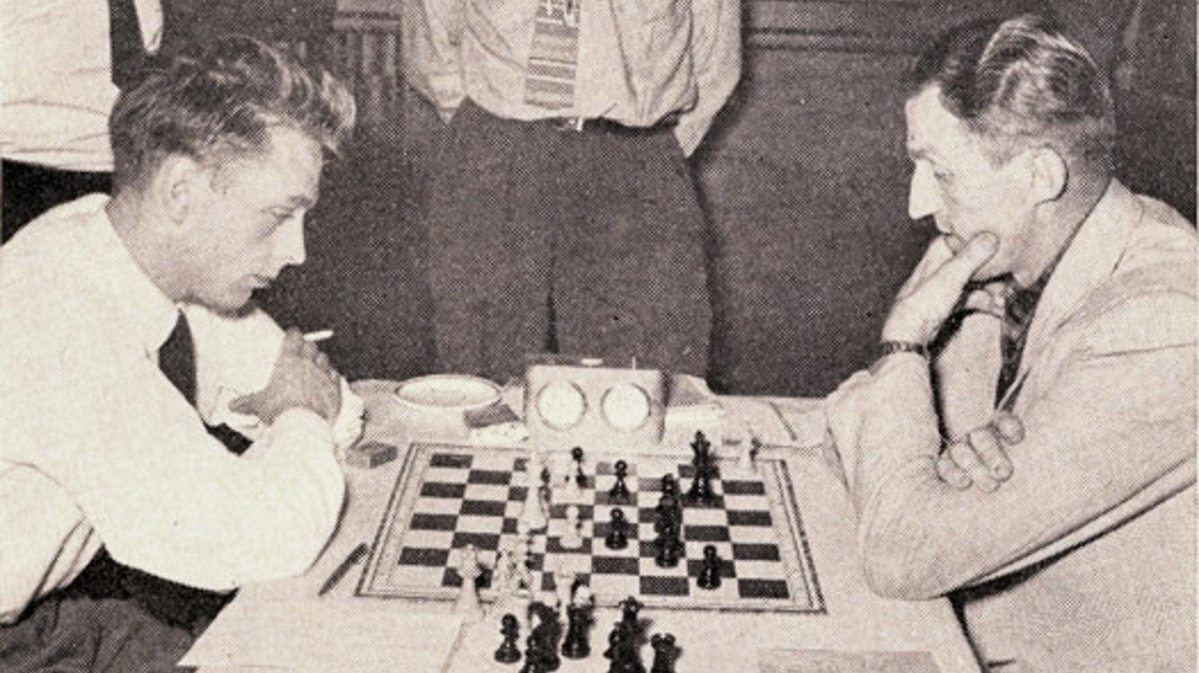 Two games played by Palle Ravn