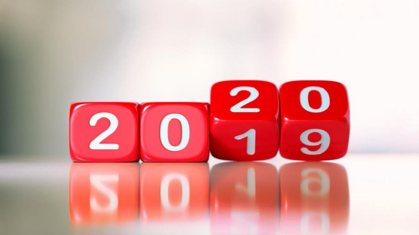A Wrap-Up of 2019, and a Plan for 2020