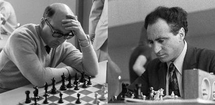 Polugaevsky- Bronstein: Queen vs Two Rooks!