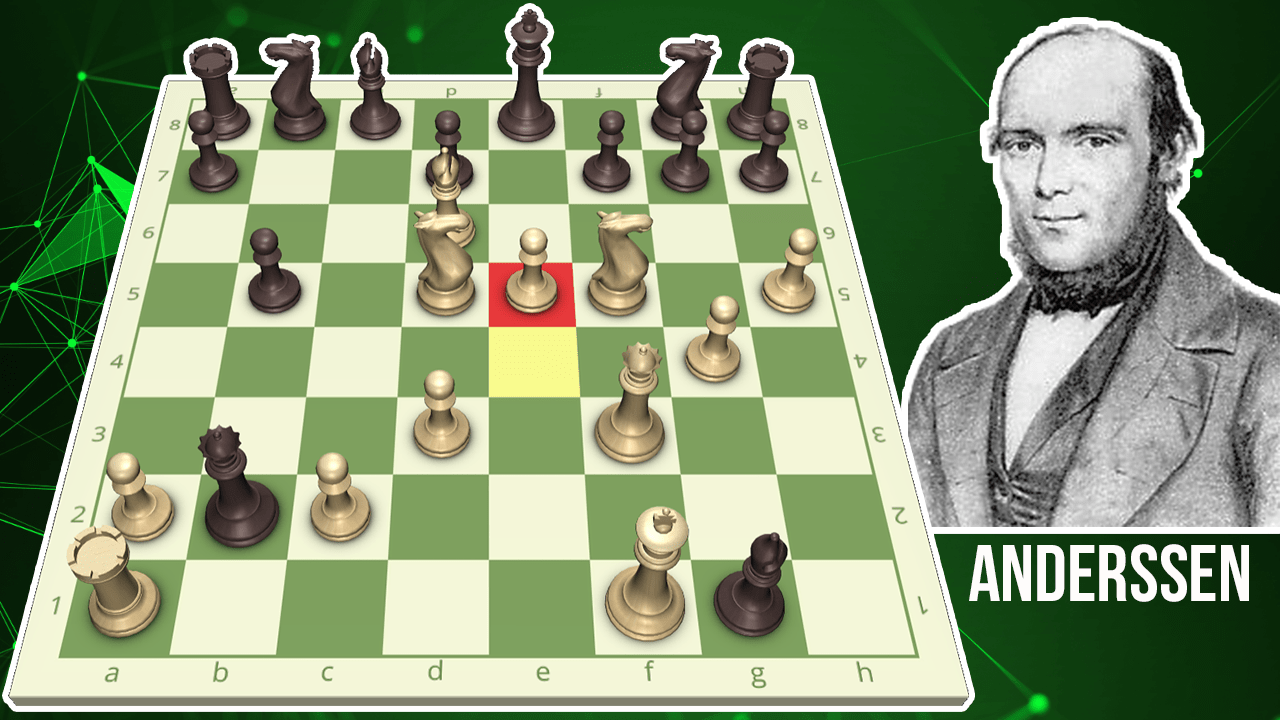 The Immortal Chess Game - Every Move Explained - Anderssen vs. Kieseritzky, 1851