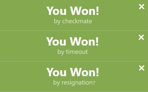 "Online Chess ""Respect"""
