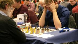Day eight at TATA Steel chess - facing the undefeated tournament leader