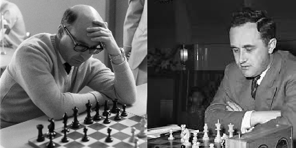 Nikolaevsky, Geller and Bronstein- 2 games, One Over-Arching Theme
