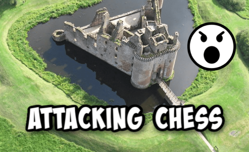 Attacking Chess!! Bishop Clearance
