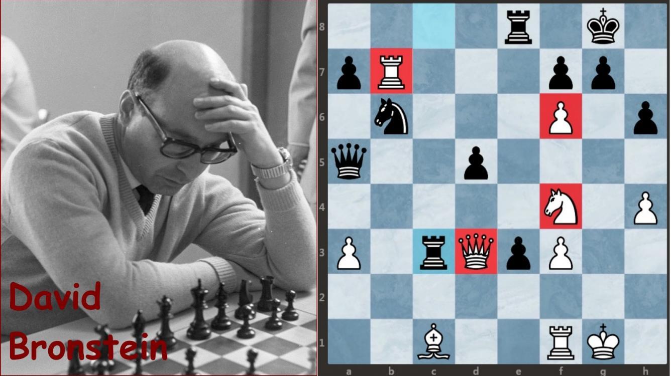 Analyzing a Great Miniature: Bronstein vs Geller (+ Video)