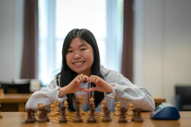 Carissa Yip Joins Wally Henschel Club: Mikhail Chigorin Club for Women
