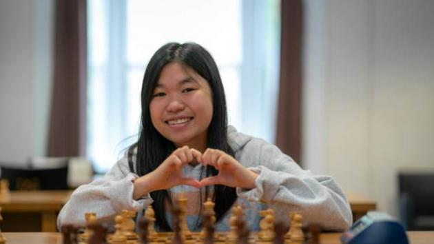Carissa Yip Joins Wally Henschel Club: Mikhail Chigorin Club for Women