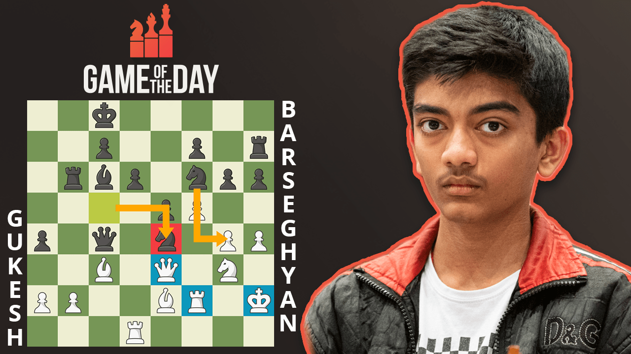 Gukesh... The Future of Chess? (Hey, That Rhymes!)