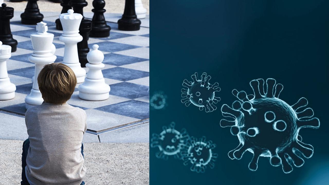 How To Improve Chess Skills During Coronavirus Pandemic Of COVID-19 Virus