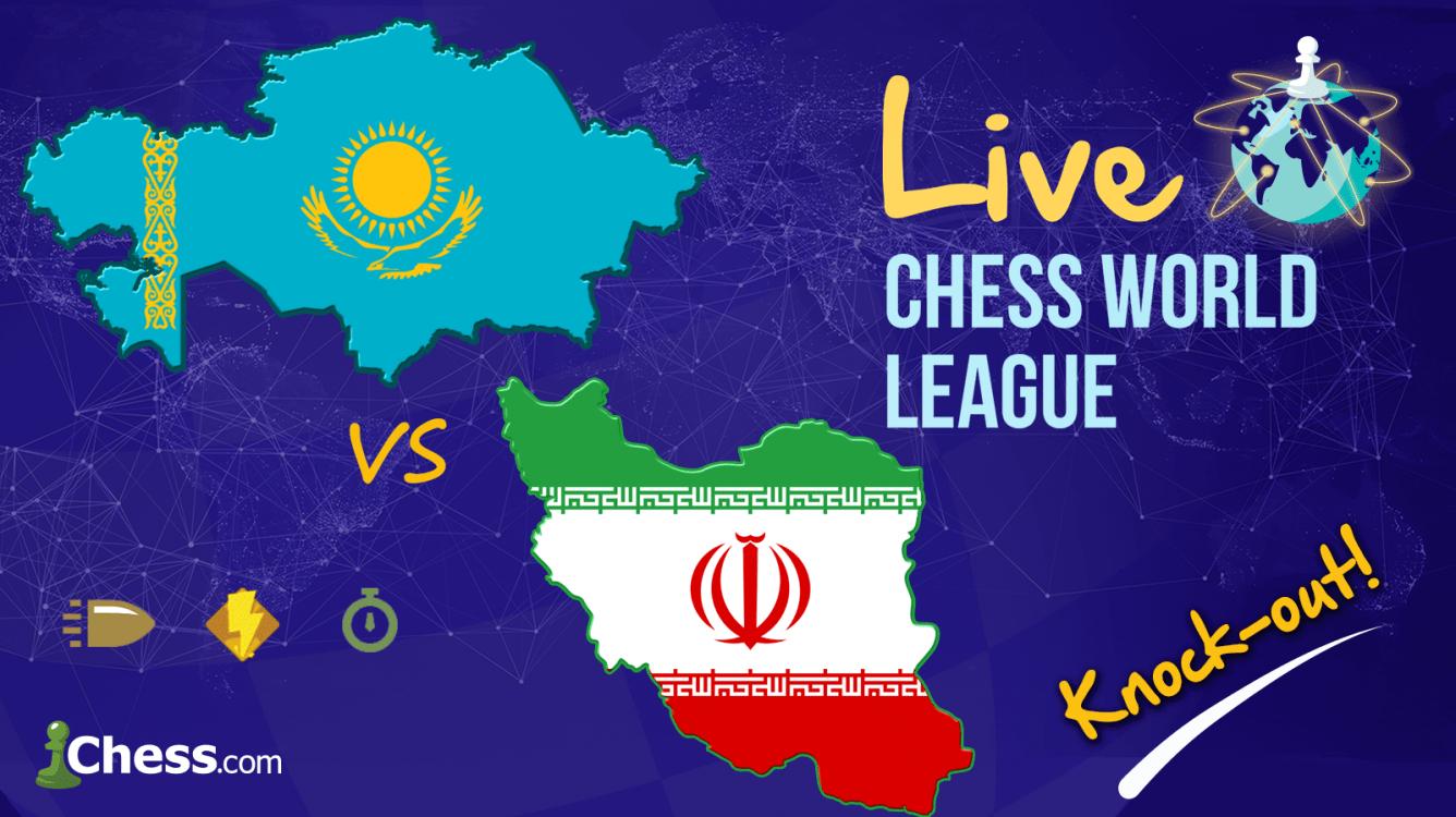 LCWL: Kazakhstan Wins The Virtual Knockout Against Iran!