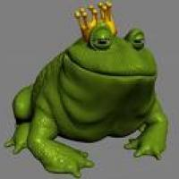 Me, the King Frog