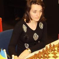 Kateryna Lahno wins EICC in womens!